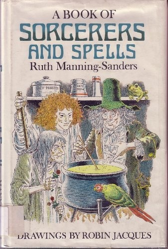 A book of sorcerers and spells by Ruth Manning-Sanders, http://www.amazon.com/dp/052527040X/ref=cm_sw_r_pi_dp_JvQirb04FR2KR