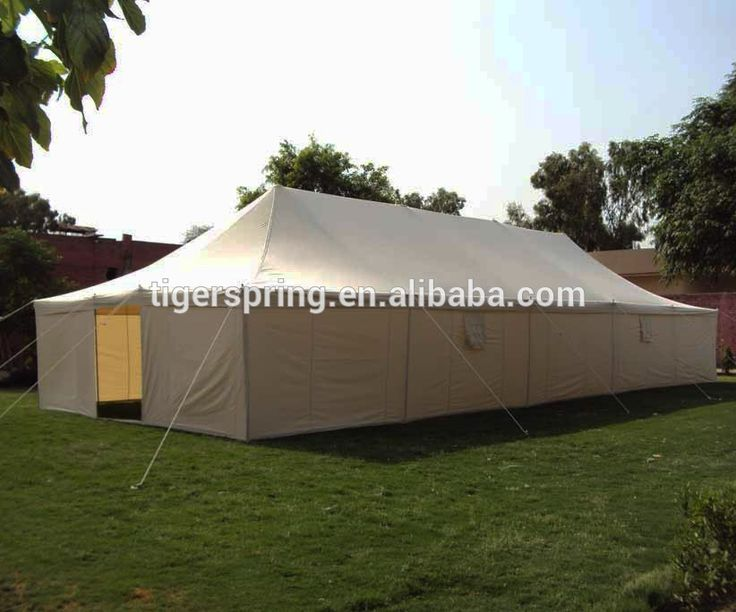 steel frame tents