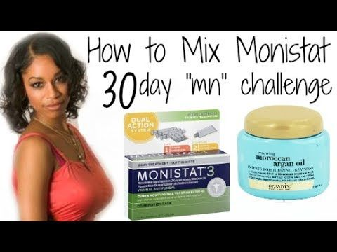 How to mix Monistat | 30 Day MN Challenge