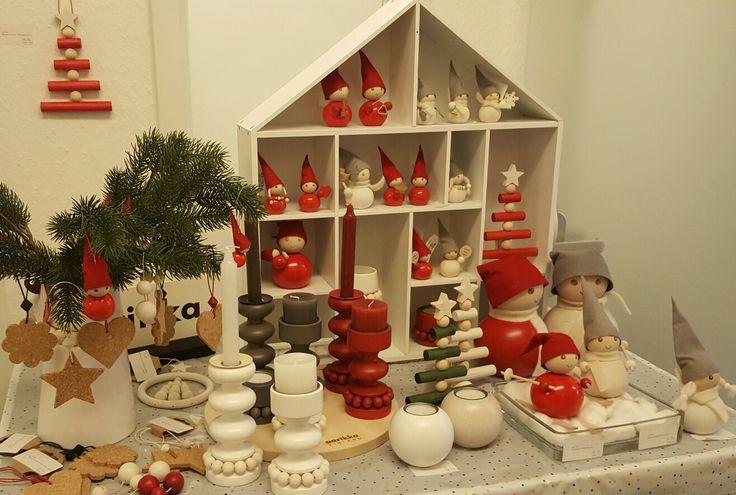 Weihnachtsdeko. Bei knaki in Hamburg direkt am Großneumarkt und online.