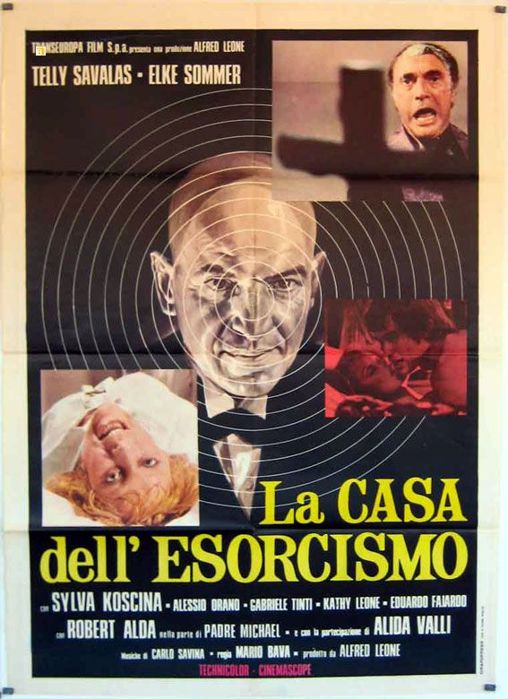 The House Of Exorcism 1975 Italy Spain West Germany