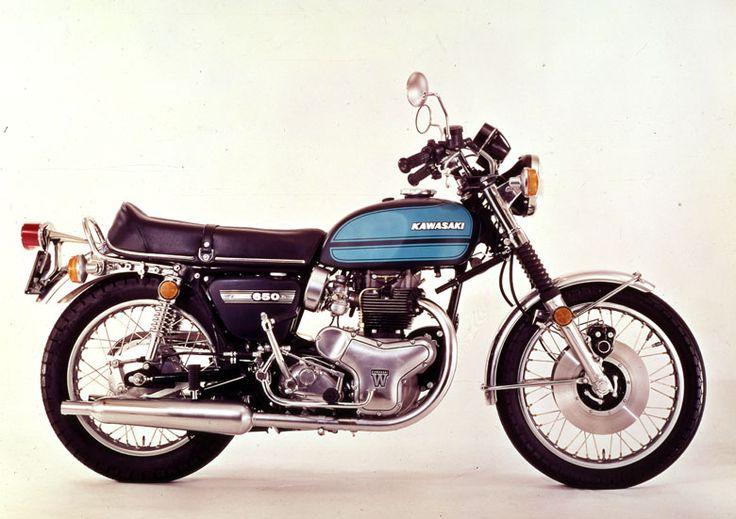 52 best kawasaki w650 images on pinterest biking motorbikes and rh pinterest com