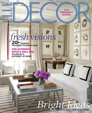 Elle Decor Magazine May 2014