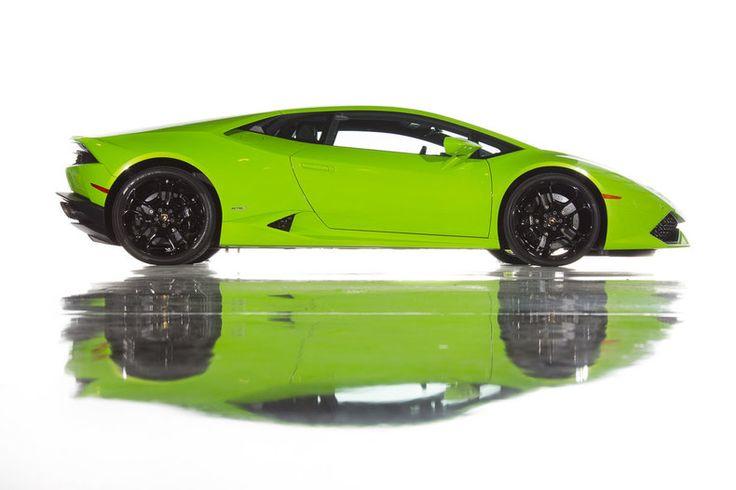 2015 Lamborghini Huracan 610-4 for sale at Atlantis Motor Group for USD 235k. August 2017