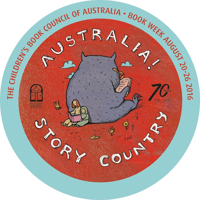 2016 Theme: Australia! Story Country. 20-26th August
