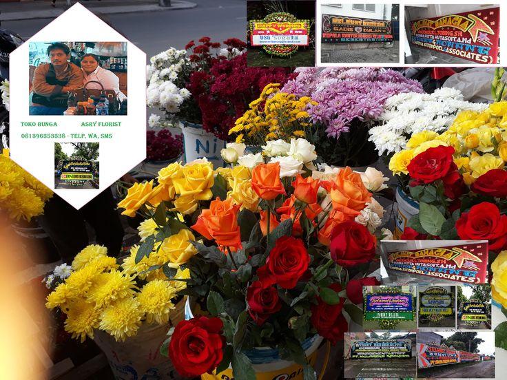 Toko Bunga Medan Asry Florist Gratis kirim kota Medan Sumatera Utara