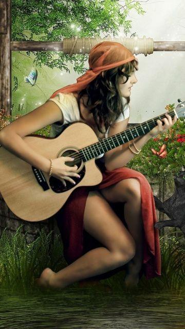 Gypsy Guitar - I am Musician