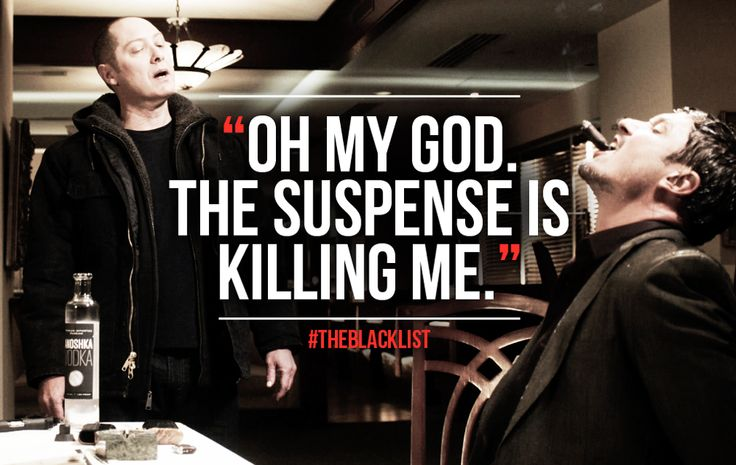 the blacklist red and liz relationship quotes