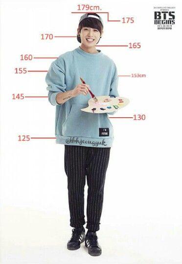 Jungkook Height Debut - Idee per la decorazione di interni - coremc us