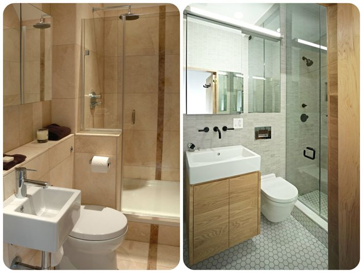 Decoração para banheiros pequenos - Comprando Meu Apê | Comprando Meu Apê