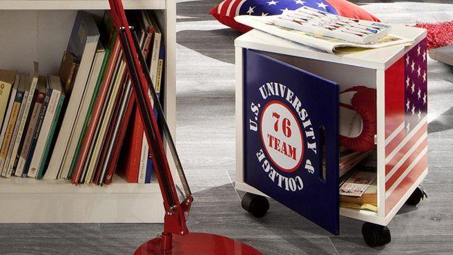 Tendance drapeau américain