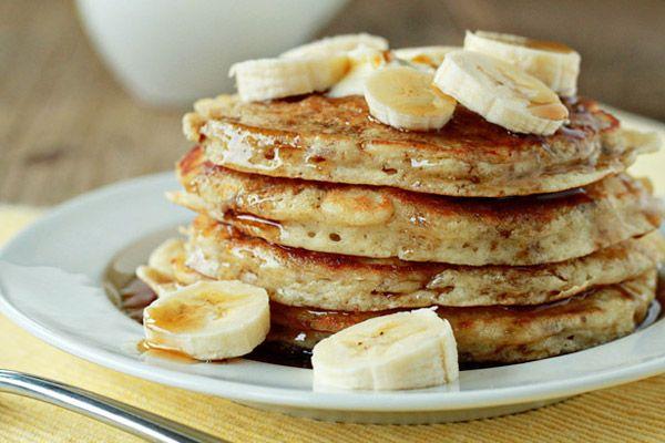 Συνταγή για pancakes με μέλι. To απόλυτα χορταστικό πρωινό!