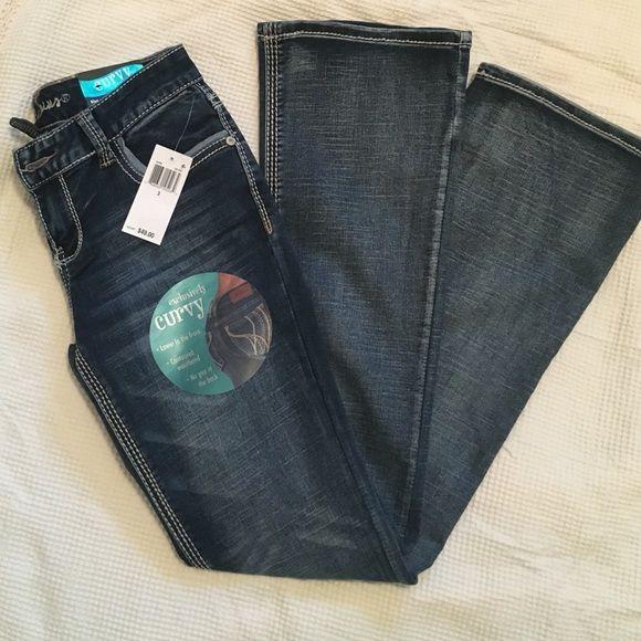 Ariya Jeans Curvy Jeans Ariya Jeans Jeans Flare & Wide Leg