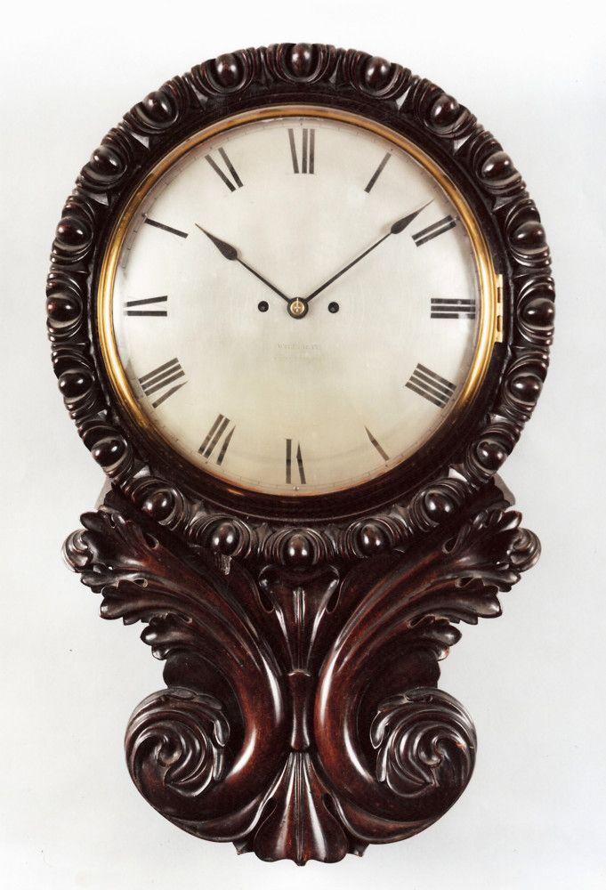 Antique Wall Clock | William Hay, Wolverhampton, 1825 Howard Walwyn Fine Antique Clocks