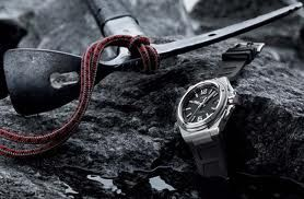 The Ingenieur Automatic Mission Earth... designed to be rugged and reliable.