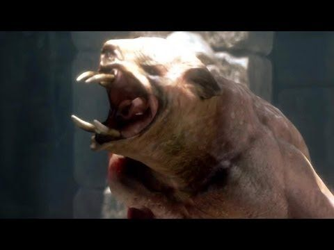 PS4 - Deep Down Trailer (TGS 2013) - YouTube #ps4games #deepdown