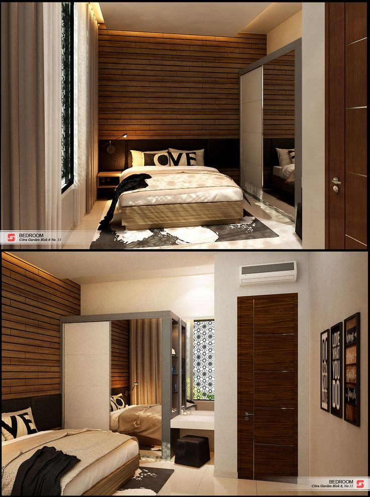 Bedroom  D House Residential Medan, Sumatera Utara Indonesia