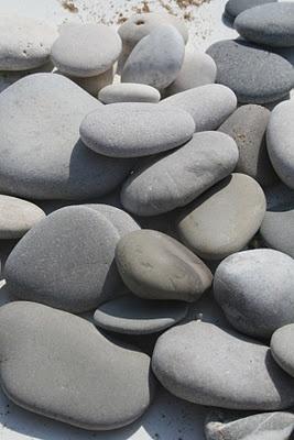 Smooth rocks