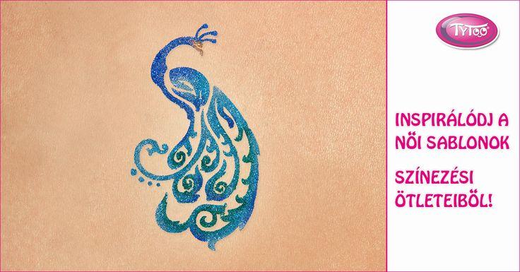 Női csillámtetoválás minták színezési ötletei [BLOG] #csillámtetoválás #női csillám #csillámtetkó #tytoo #női tetoválás #ideiglenes #tetoválás