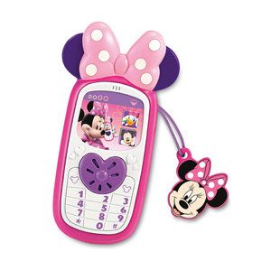 Fisher-Price Minnie Mouse Cell Phone