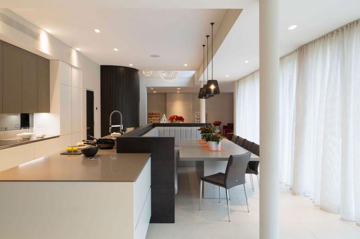 56 best Cuisine images on Pinterest Kitchen ideas, Kitchen modern - comment installer un four encastrable dans un meuble