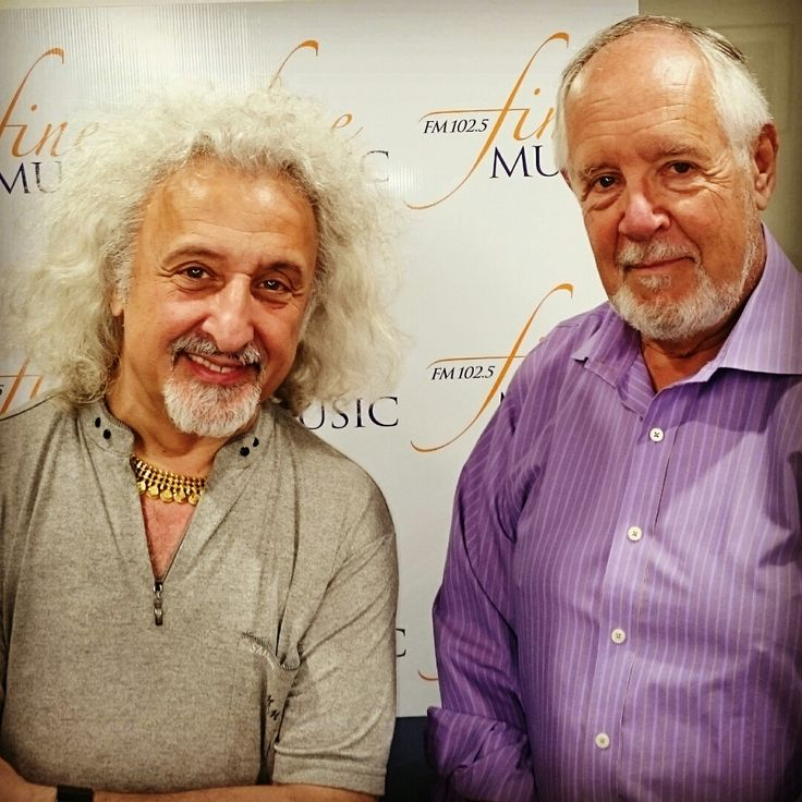 Mischa Maisky with Michael Morton Evans for In Conversations