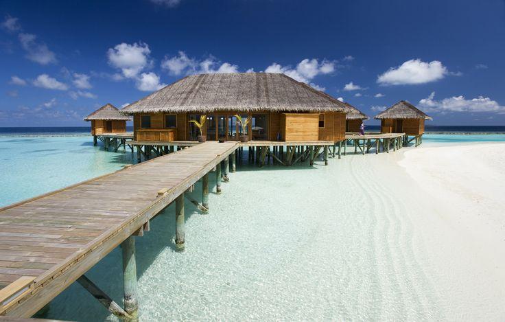 29 novembre 2013: Vakarufalhi, Maldive. …E cosa ne dite se dopo la passeggiata facciamo tappa alla SPA dell'isola? Famosa in tutto il mondo per la sua professionalità, offre una vasta gamma di trattamenti utilizzando solo prodotti di origine naturale…