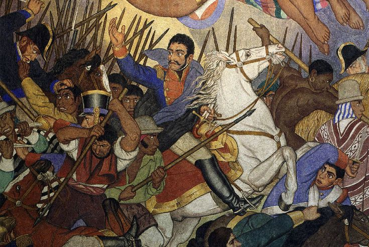 La Batalla De Pichincha Historia Consecuencias Y Mucho Más Historia Batallas Caballeria