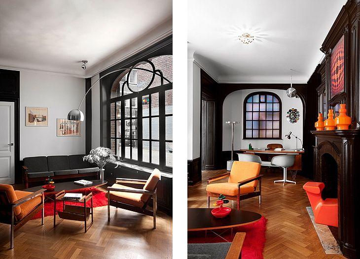 Design Attractor Vintage Hotel In Brussels