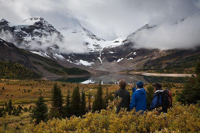Magog Lake; Mount Assiniboine Provincial Park, British Columbia, Canada