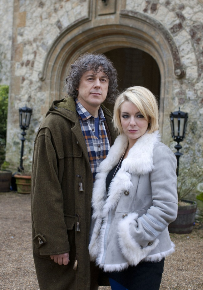 New Episode of Jonathan Creek this Easter, can't wait!