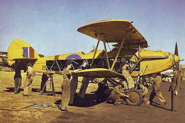 Hawker Hart.....SAAF
