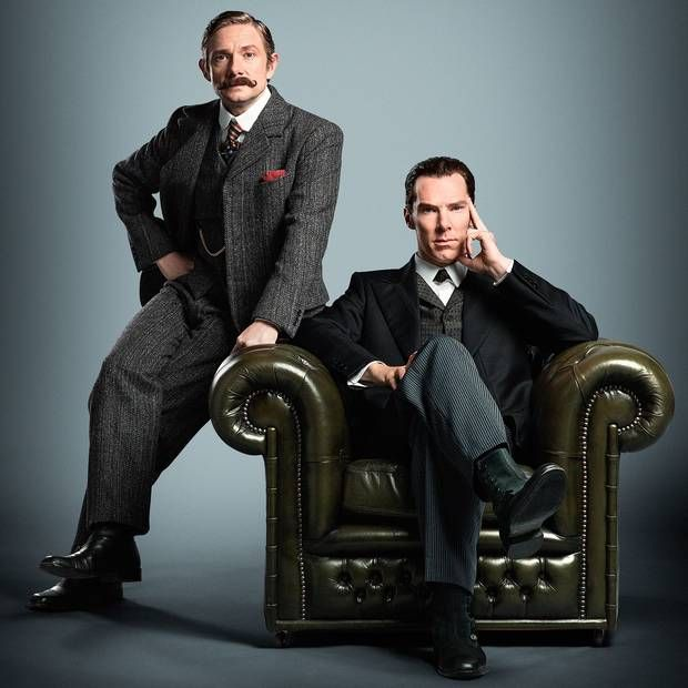 Sherlock season 4 trailer: First glimpse of Benedict Cumberbatch in Christmas special hints at Moriarty's return - News - TV & Radio - The Independent