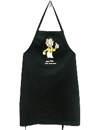 Mr Four Square apron