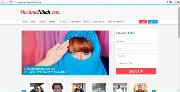 Russian and Ukrainian Muslim women for marriage, Nikah Sunna, Muslima Nikah, Muslim Matrimonial website