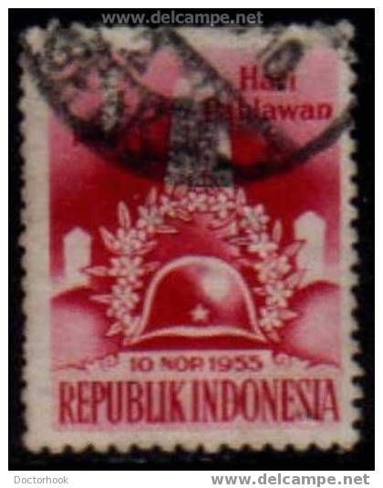 INDONESIA Scott # 420 F-VF USED -  http://www.delcampe.com/page/item/id,0012001476,language,E.html