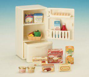 Buy Refrigerator Set online, - Sylvanian Families