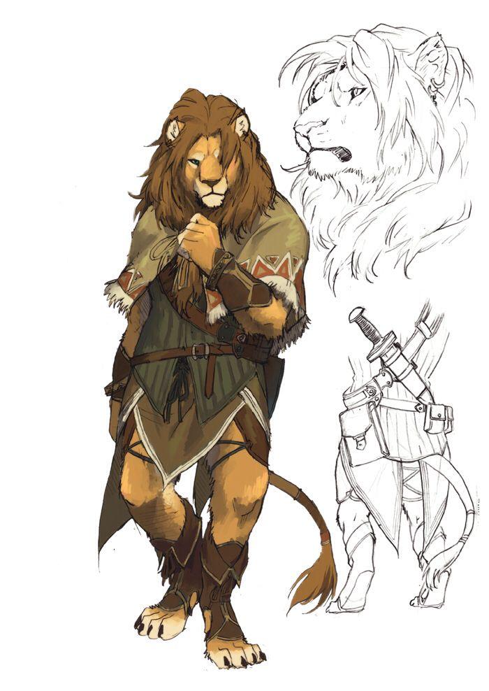 lion2 by koutanagamori on @DeviantArt