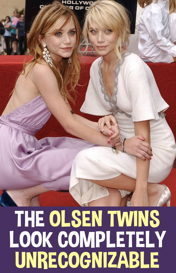 Olsen twins completely nude