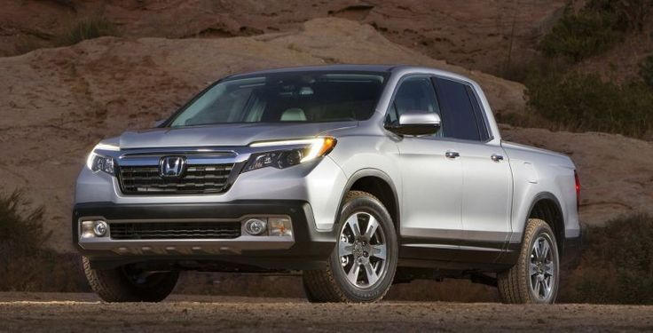 2017 Honda Ridgeline: This Is It