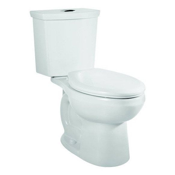 Shop American Standard  3381516.020 EverClean™ Dual-Flush Elongated Watersense Toilet at Lowe's Canada. Find our selection of toilets at the lowest price guaranteed with price match + 10% off.