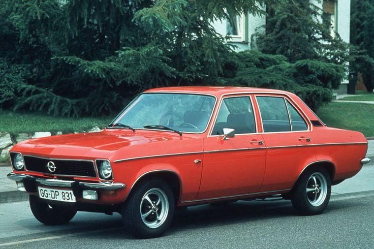 Opel Ascona (1970)