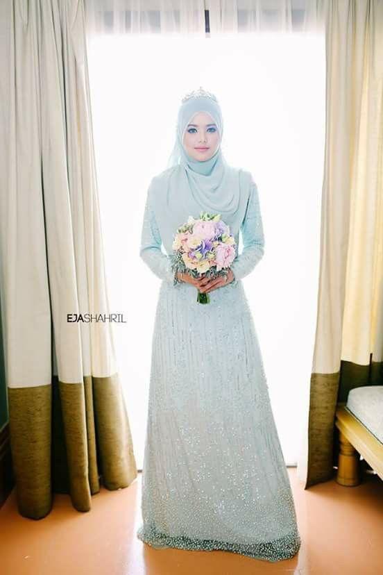 Fatin liyana by eja sharil Malaysia   hijab bride muslim wedding
