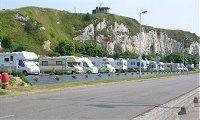 Camperplaats Dieppe