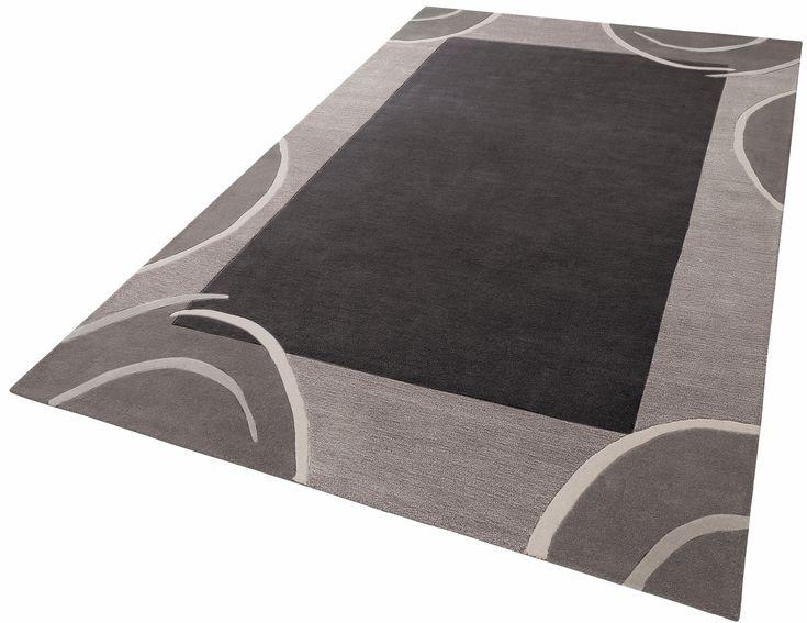 Die besten 25+ Handgetuftete Teppiche Ideen auf Pinterest - moderne wohnzimmer teppiche