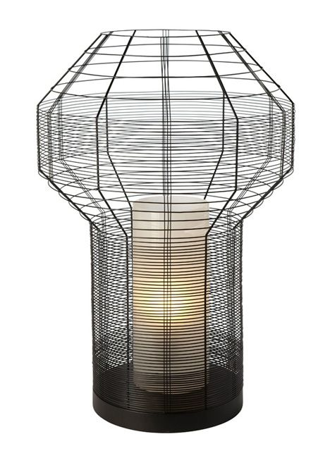 Mesh Table Lamp by Arik Levy for Forestier