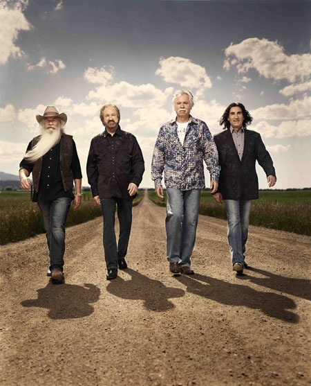 The Oak Ridge Boys among Star-Studded Lineup CMA Music Festival at LP Field