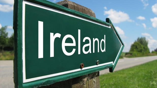 auswandern irland