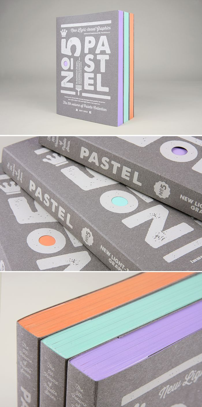 PASTEL - New Light-toned Graphics | viction:ary, 2014