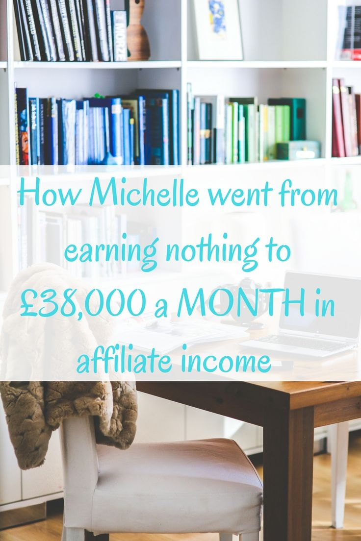 How Michelle went from earning nothing to $50,000 a MONTH in affiliate income - My review of Making Sense of Affiliate Marketing Course. Click through to read it or re-pin it for later.
